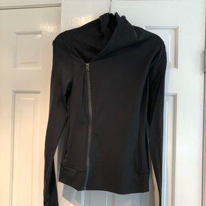NWT Black Lululemon Bhakti Yoga Jacket